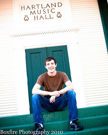 Josh Senior Session