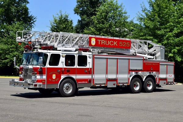 Company 25 - Nokesville Fire and Rescue (Bristow station)