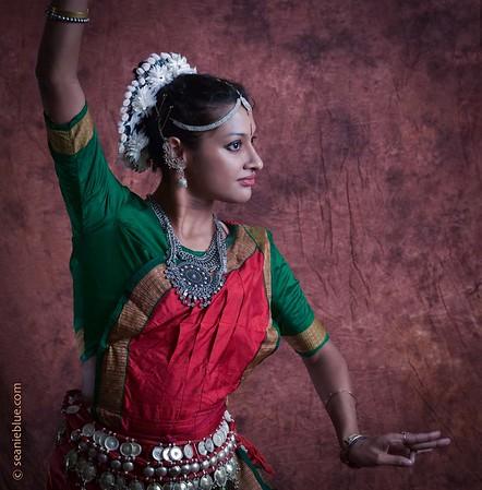 Bengali Dancer