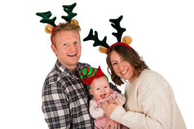 Ollie & Grace - Christmas