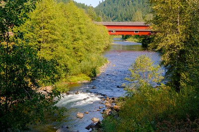 Covered  Bridges of Lane County, Ore.