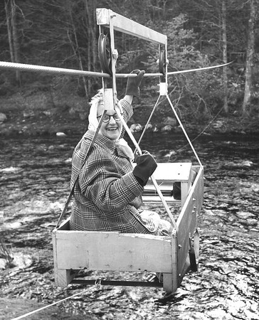 Days Gone By: Images of River Crossings