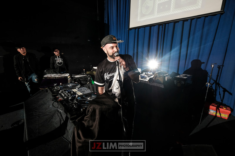 The 45 Sessions Winter Sessions 2017 Feat. DJ Nu-Mark