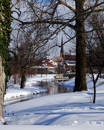 Baker Park, Frederick MD