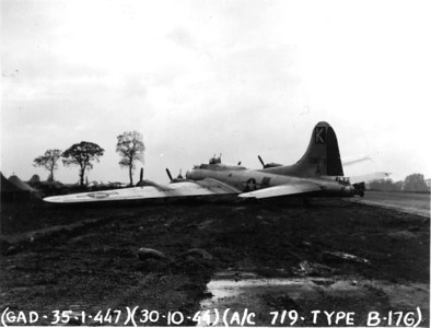 43-38719 BLUE HEN CHICK - OCT 1944