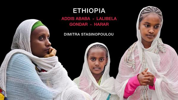 VIDEO, ETHIOPIA, Addis Abeba, Lalibela, Gondar, Harar