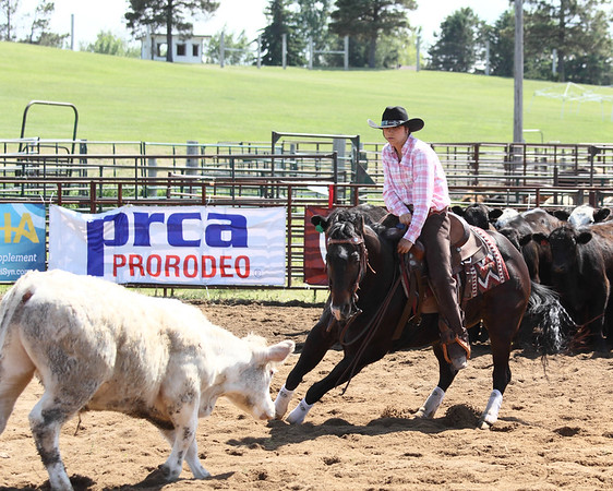 2015 SD East Region High School Rodeo - Friday Events