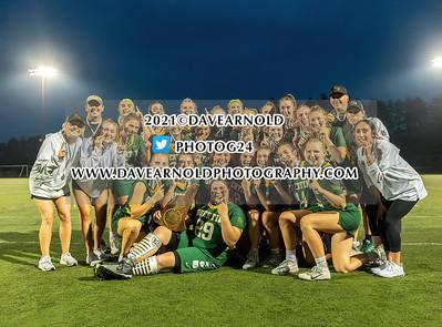 6/8/2021 - Girls Varsity Lacrosse - NHIAA D1 Final - Pinkerton vs Bishop Guertin