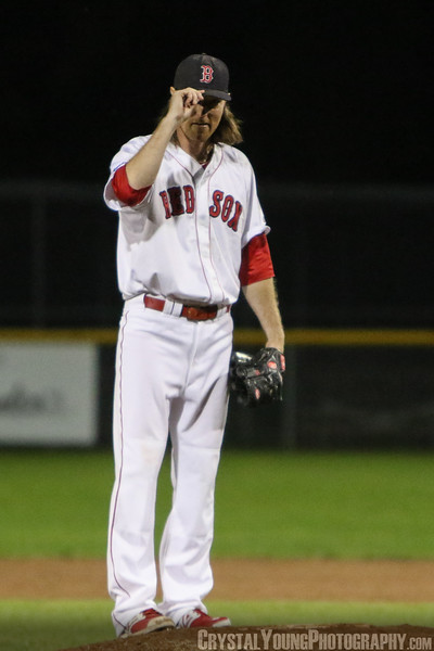 Hamilton Cardinals at Brantford Red Sox June 13, 2015