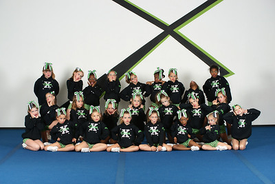 ConXion Cheer (May 1, 2012)