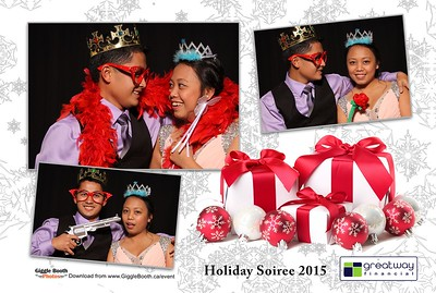 Greatway Financial Christmas Party 2015