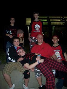 Championships 2009 - Newton Division