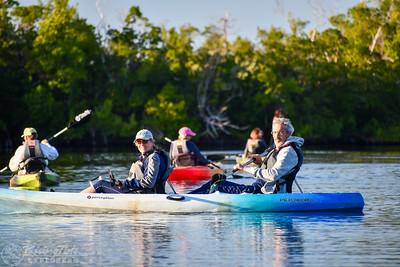 Sunset Kayak Tour - Armoza, Salvaggio & Dankle