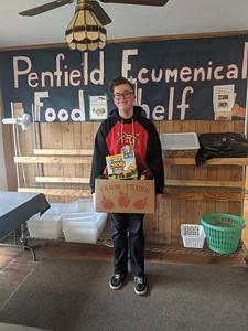 Penfield Ecumenical Food Shelf - FLR Cancellation Donation