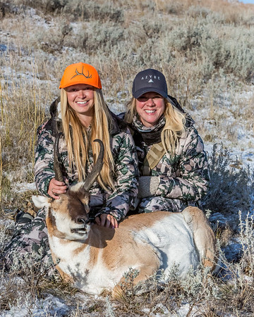 2019 Wyoming Women's Antelope Hunt