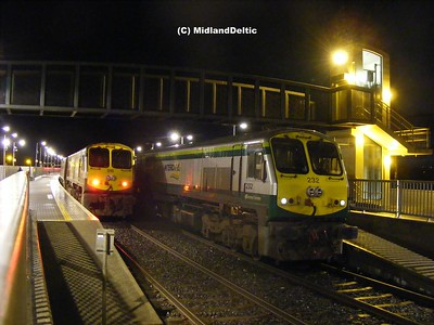 Portarlington (Rail), 21-01-2009