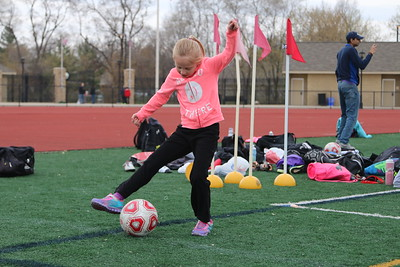 Girls Soccer Clinic