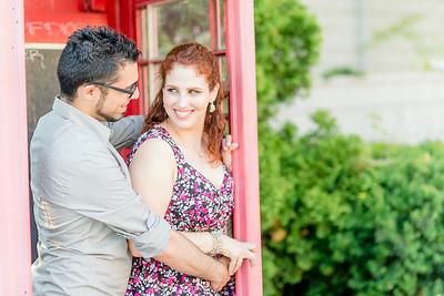 Stephanie & David (port jefferson )