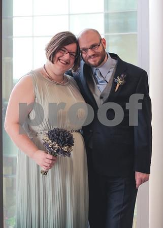 Ann and Dave Wedding