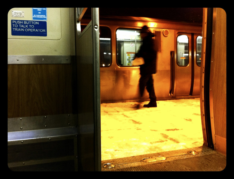 next stop (iPhoneography)