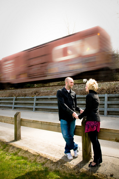 Engagement Photos - Apr 5 09 (Fort Langley)