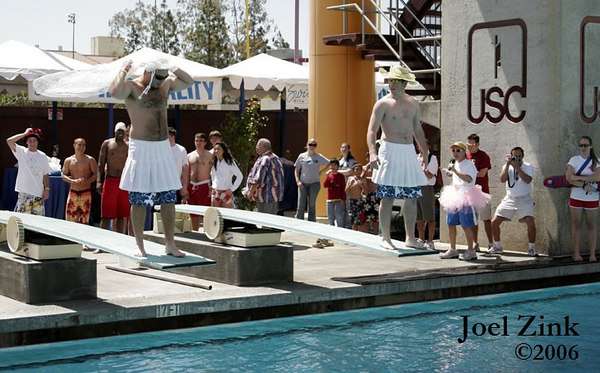 2006 Bellyflop Contest at Swim With Mike