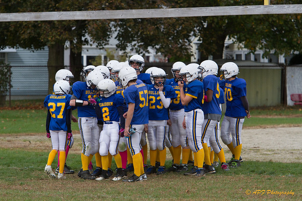 West Springfield vs. Quabbin Playoff Game - 10/27/13