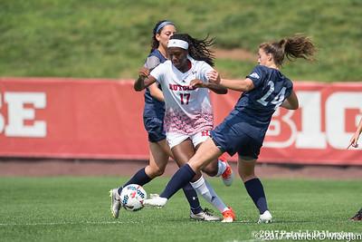 Rutgers Women v Monmouth 08-20-2017