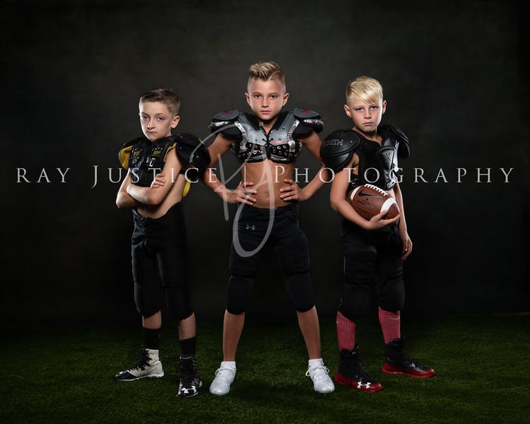 Ace, Eli, and Kane Caudill