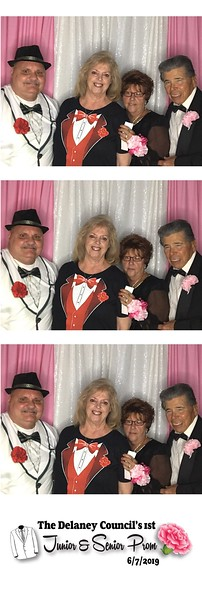 Delaney Council's 1st Junior& Senior Prom 6/7/19