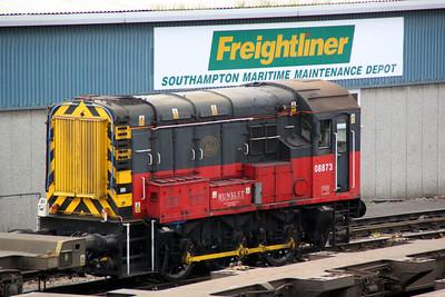Eastleigh and Southampton Maritime  09/11/11