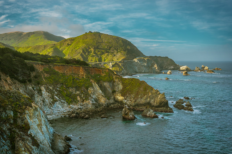 Big Sur – Rocky Creek Bridge (California)
