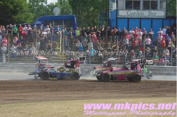 Superstox, Ipswich Spedeweekend