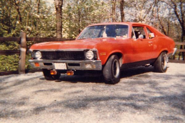 1972 Nova