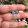 4.08ctw Old European Cut Diamond Pair, GIA I VS2, I SI1 10