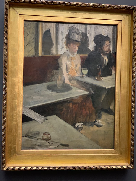 Day 6c -- The Impressionism at the Orsay