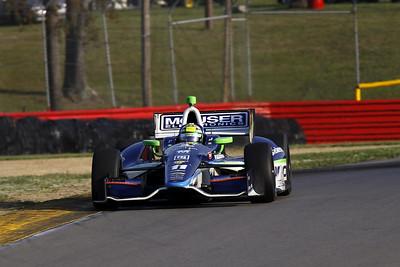 2012 Indy Car - Mid-Ohio