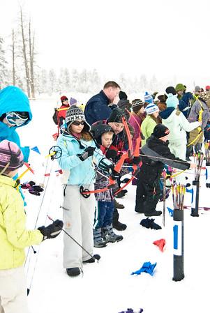 Ski Archery Clinics