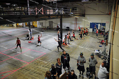 SCDG Bombshells vs. Terminal City - Apr 28th, 2012