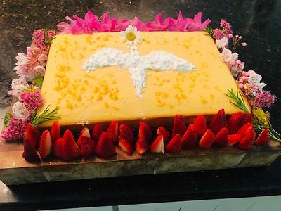 Pentecost Cake Contest