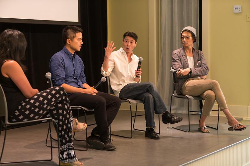 Festival Noon Korean American Panel 8-18-17