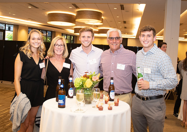 IU School of Medicine Meet & Greet Banquet, 2019