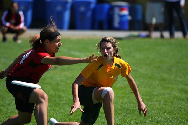 Sunday - Jr Women - Australia vs Canada