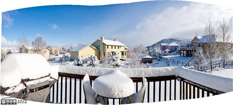 2012 Tax Day Snow