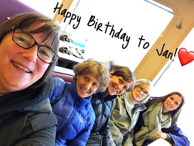 Jan's Birthday Journey to Bainbridge