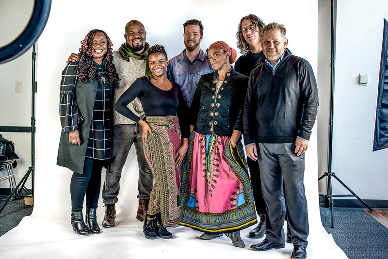 2017-18 Kimmel Center Jazz Residency artists and collaborators