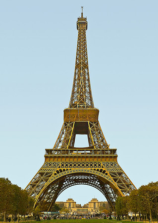 Effiel Tower - Paris, France