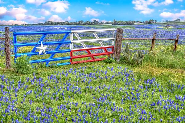 Texas - Back Roads & Beyond