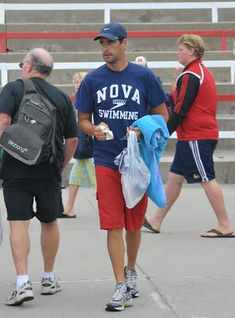 2008 Oceanside Labor Day Pier Swim