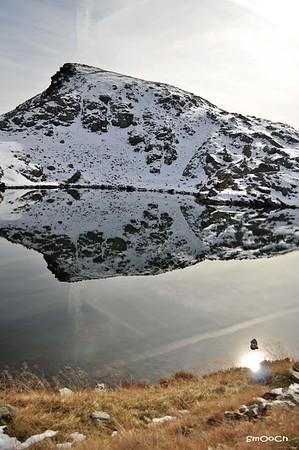 Lagorai, Lago di Forcella Magna